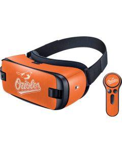 Baltimore Orioles Monotone Gear VR with Controller (2017) Skin