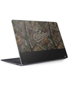 Baltimore Orioles Realtree Xtra Camo Surface Laptop 3 13.5in Skin