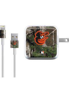 Baltimore Orioles Realtree Xtra Green Camo iPad Charger (10W USB) Skin