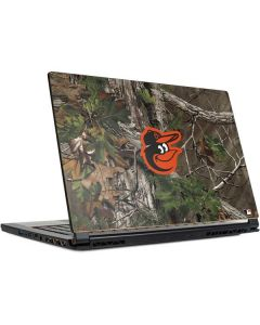 Baltimore Orioles Realtree Xtra Green Camo MSI GS65 Stealth Laptop Skin