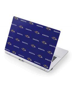 Baltimore Ravens Blitz Series Acer Chromebook Skin