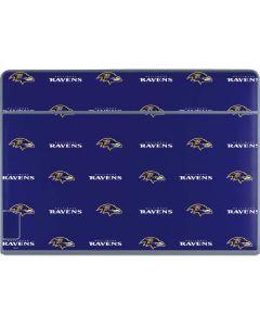 Baltimore Ravens Blitz Series Galaxy Book Keyboard Folio 12in Skin