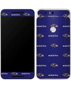 Baltimore Ravens Blitz Series Google Nexus 6P Skin
