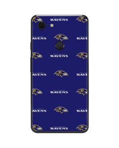 Baltimore Ravens Blitz Series Google Pixel 3 XL Skin