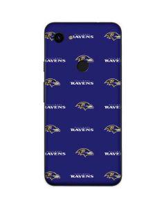Baltimore Ravens Blitz Series Google Pixel 3a Skin