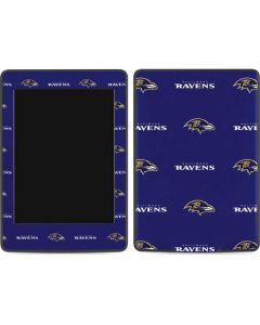 Baltimore Ravens Blitz Series Amazon Kindle Skin