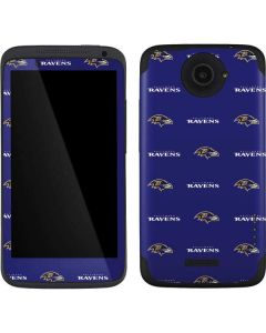 Baltimore Ravens Blitz Series One X Skin