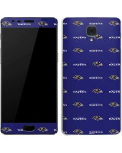 Baltimore Ravens Blitz Series OnePlus 3 Skin