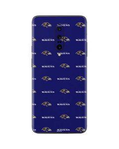 Baltimore Ravens Blitz Series OnePlus 7 Pro Skin