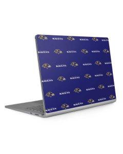 Baltimore Ravens Blitz Series Surface Book 2 15in Skin