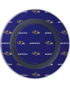 Baltimore Ravens Blitz Series Wireless Charger Skin