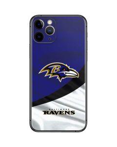 Baltimore Ravens iPhone 11 Pro Skin