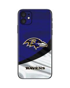 Baltimore Ravens iPhone 11 Skin