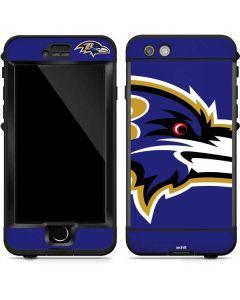 Baltimore Ravens Large Logo LifeProof Nuud iPhone Skin