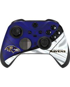 Baltimore Ravens Xbox Elite Wireless Controller Series 2 Skin