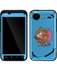 Bamm-Bamm and Pebbles Droid Incredible 2 Skin