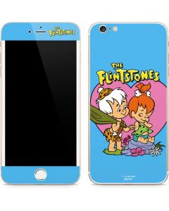 Bamm-Bamm and Pebbles iPhone 6/6s Plus Skin