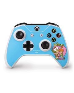 Bamm-Bamm and Pebbles Xbox One S Controller Skin