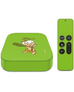 Bamm-Bamm Rubble Apple TV Skin