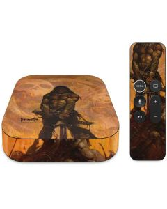 Barbarian Apple TV Skin