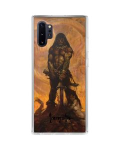 Barbarian Galaxy Note 10 Plus Clear Case