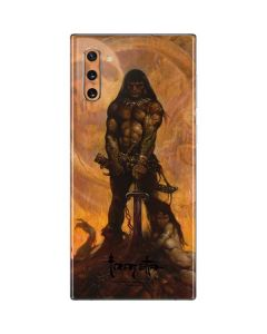 Barbarian Galaxy Note 10 Skin