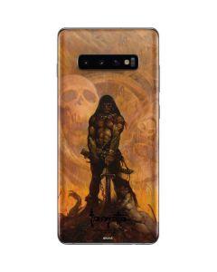 Barbarian Galaxy S10 Plus Skin