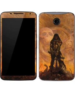 Barbarian Google Nexus 6 Skin