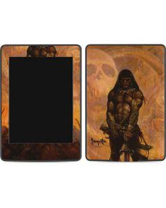 Barbarian Amazon Kindle Skin