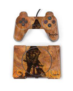 Barbarian PlayStation Classic Bundle Skin