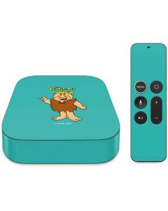 Barney Rubble Apple TV Skin