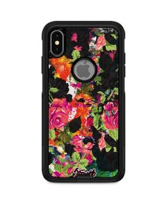 Baroque Roses Otterbox Commuter iPhone Skin