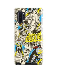 Batgirl All Over Print Galaxy Note 10 Plus Pro Case