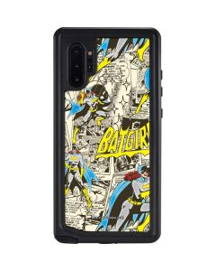 Batgirl All Over Print Galaxy Note 10 Plus Waterproof Case