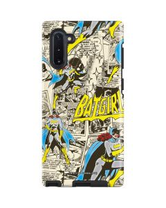 Batgirl All Over Print Galaxy Note 10 Pro Case