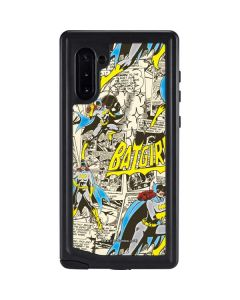 Batgirl All Over Print Galaxy Note 10 Waterproof Case