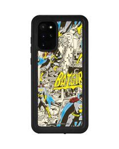 Batgirl All Over Print Galaxy S20 Plus Waterproof Case