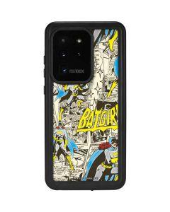 Batgirl All Over Print Galaxy S20 Ultra 5G Waterproof Case