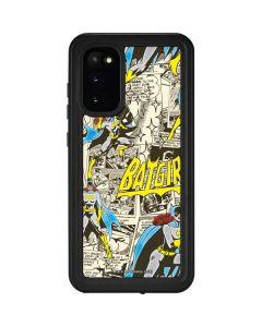 Batgirl All Over Print Galaxy S20 Waterproof Case