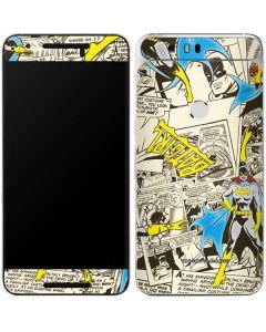 Batgirl All Over Print Google Nexus 6P Skin