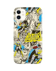Batgirl All Over Print iPhone 11 Lite Case