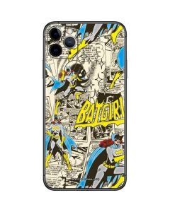 Batgirl All Over Print iPhone 11 Pro Max Skin