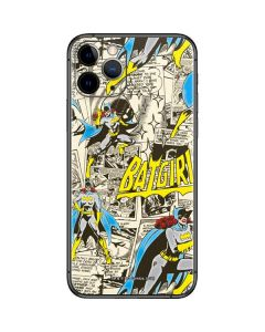 Batgirl All Over Print iPhone 11 Pro Skin