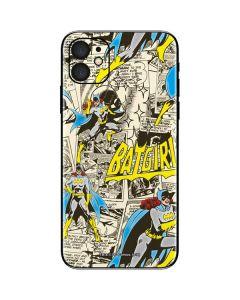 Batgirl All Over Print iPhone 11 Skin
