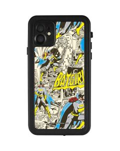 Batgirl All Over Print iPhone 11 Waterproof Case