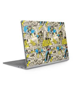 Batgirl All Over Print Surface Book 2 15in Skin