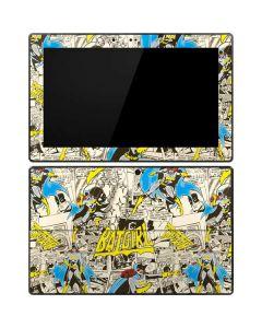 Batgirl All Over Print Surface RT Skin