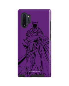 Batgirl Comic Pop Galaxy Note 10 Plus Pro Case