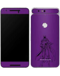 Batgirl Comic Pop Google Nexus 6P Skin