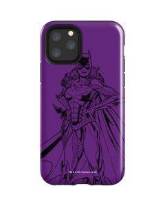 Batgirl Comic Pop iPhone 11 Pro Impact Case